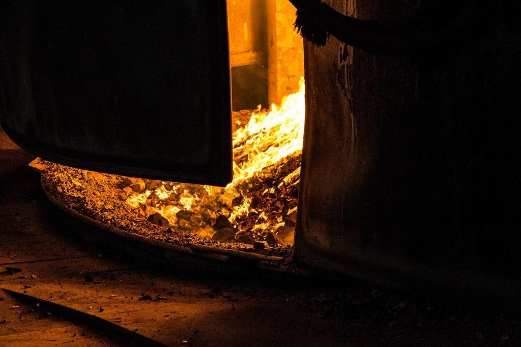récupération produits métallurgie
