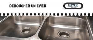 Comment procéder rapidement au débouchage de votre évier ?
