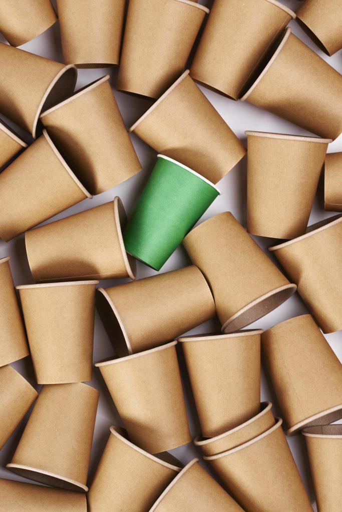 le mug en papier recyclé : éco-responsable et design