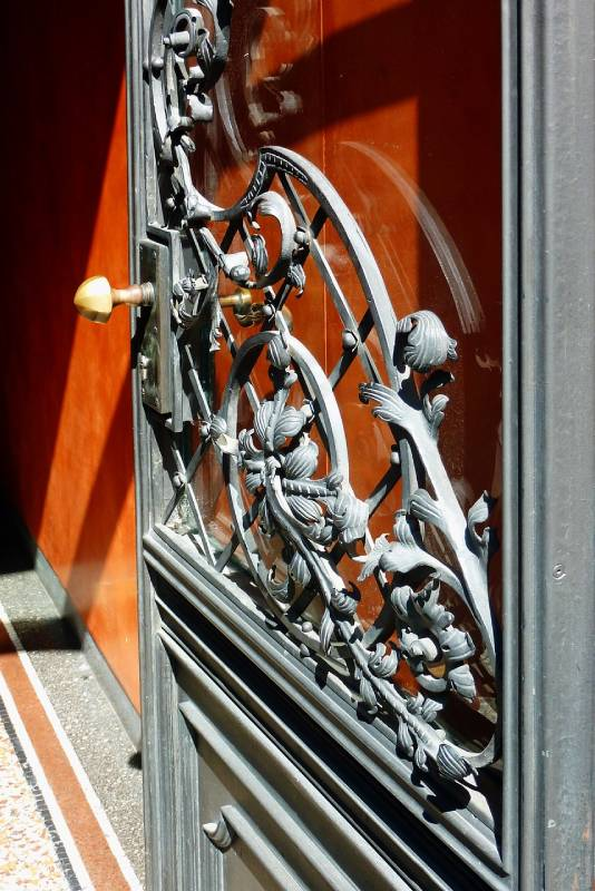 entretien portail a battant en fer