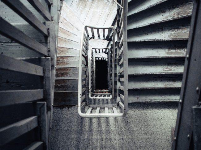 recouvrir escalier